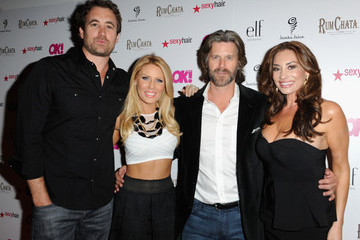 Gretchen Rossi Arrivals at OK Magazine's So Sexy L.A. Event