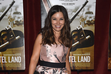 Gretta Monahan Seth Meyers With the Orchard and the Cinema Society Host a Screening of 'Cartel Land' - Arrivals