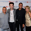 """Greyson Chance """"T.J. Martell Foundation's 14th Annual Family Day Honoring Paradigm Talent Agency's Marty Diamond And Family"""" - Arrivals"""