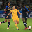 Griedge M'Bock Bathy France Women v Australia Women - International Friendly