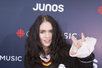 Grimes The 2018 JUNO Awards - Arrivals