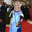 Grimes 'Manus x Machina: Fashion In An Age of Technology' Costume Institute Gala - Arrivals