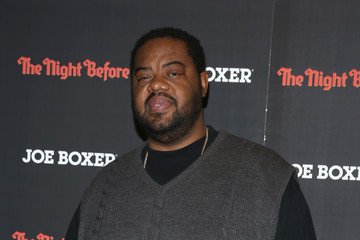 Grizz Chapman 'The Night Before' New York Premiere