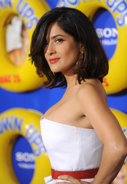 salma hayek grown ups swimsuit. makeup Salma Hayek - GROWN UPS