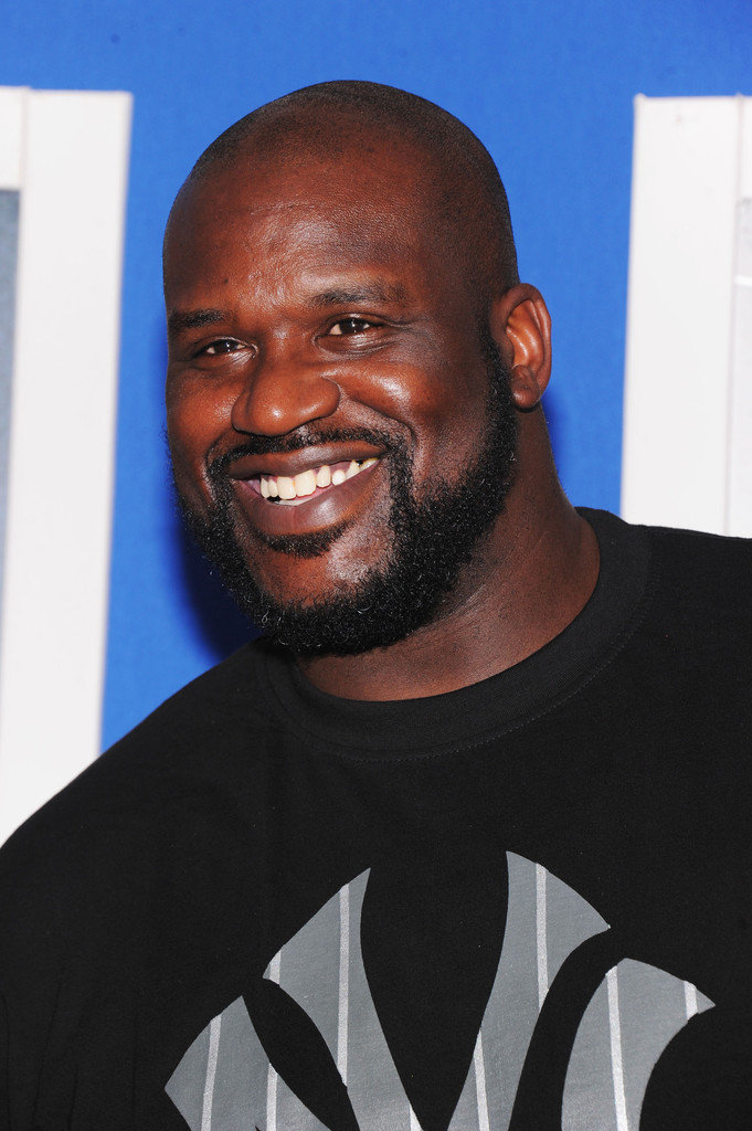 Shaquille O Neal Photos Photos Grown Ups 2 Premieres