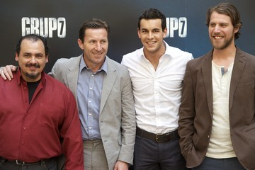 Jose Manuel Poga 'Grupo 7' Madrid Photocall