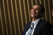 California Democratic gubernatroial candidate and former Los Angeles Mayor Antonio Villaraigosa speaks in conversation as part of the Public Policy Institute of California (PPIC) 2017 Speaker Series on California's Future on June 6, 2017 in San Francisco, California. Villaraigosa spoke with PPIC president Mark Baldassare about his vision for California.