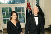Guests Arrive For State Dinner At The White House Honoring Australian PM Morrison