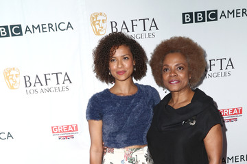 Gugu Mbatha-Raw BBC America BAFTA Los Angeles TV Tea Party 2017 - Arrivals