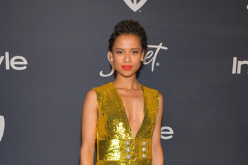 Gugu Mbatha-Raw The 2020 InStyle And Warner Bros. 77th Annual Golden Globe Awards Post-Party - Red Carpet