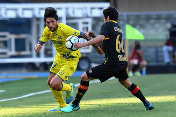 Guilherme AC Chievo Verona vs. Benevento Calcio - Serie A