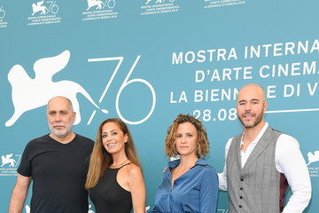 Guillermo Arriaga 'No One Left Behind' Photocall - The 76th Venice Film Festival