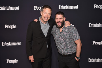 Guillermo Diaz Entertainment Weekly and PEOPLE Upfronts Party at Second Floor in NYC Presented By Netflix and Terra Chips - Arrivals