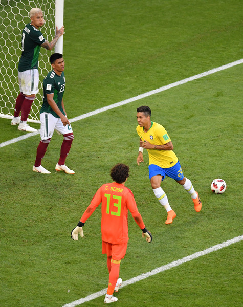 Brazil vs. Mexico: Round of 16 - 2018 FIFA World Cup Russia