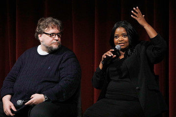 Guillermo del Toro Octavia Spencer The Academy of Motion Picture Arts & Sciences Hosts an Official Academy Screening of THE SHAPE OF WATER