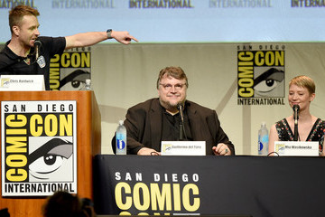 Guillermo del Toro The Legendary Pictures Panel at Comic-Con International 2015
