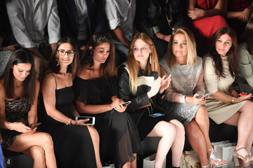 Gulay Ozdemir VIP Guests - Day 1 - Mercedes-Benz Fashion Week Istanbul - September 2018