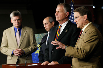 Charles Boustany Gulf Coast Congressional Delegation Calls For An End On Drilling Moratorium