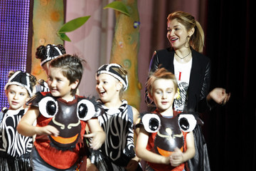 Gulnara Karimova Musical 'The Lion King' Closing Ceremony of International Festival 'Theatre.Uz'