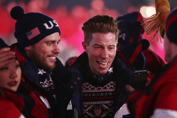 Gus Kenworthy 2018 Winter Olympic Games - Opening Ceremony