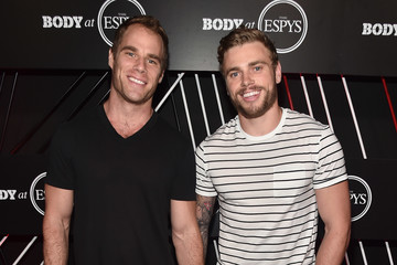 Gus Kenworthy BODY at the ESPYS Pre-Party - Arrivals