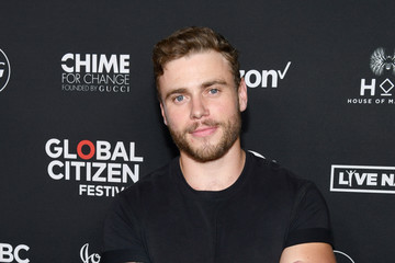 Gus Kenworthy 2018 Global Citizen Festival: Be The Generation - VIP Lounge