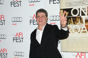 "Gustavo Santaolalla AFI FEST 2012 Presented By Audi - ""On The Road"" Premiere - Arrivals"