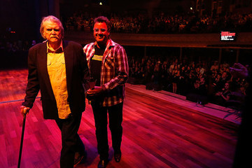 Guy Clark 7th Annual ACM Honors - Backstage and Audience