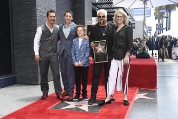 Guy Fieri Guy Fieri Honored With Star On Hollywood Walk Of Fame