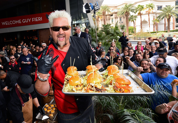 Guy Fieri Vegas Kitchen Menu Times