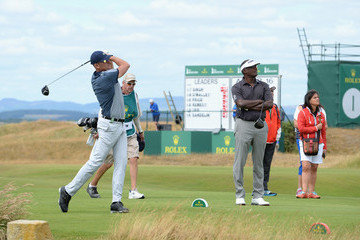 Guy Forget The Senior Open Championship - Previews