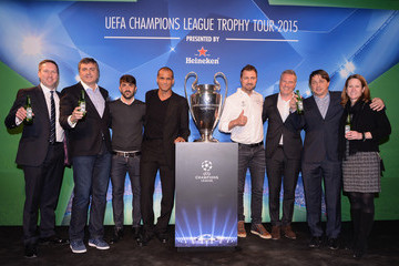 Guy-Laurent Epstein Heineken and UEFA Champions League VIP Influencer Party