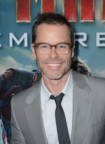 Guy Pearce Iron Man 3 Hair Arrivals at the  iron man 3 Guy Pearce Iron Man 3 Tattoos