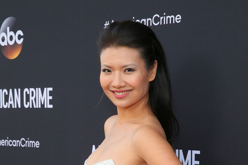 "Gwendoline Yeo Premiere Of ABC's ""American Crime"" - Red Carpet"