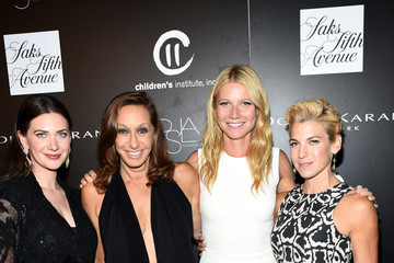 Gwyneth Paltrow Celebs at the PSLA Autumn Party