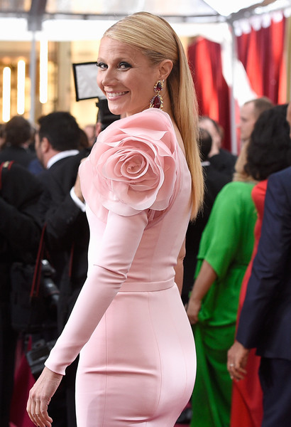 Gwyneth Paltrow - Arrivals at the 87th Annual Academy Awards — Part 3