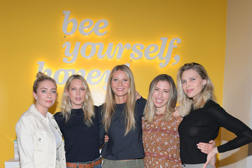 Gwyneth Paltrow Bumble Hive LA Debut With Gwyneth Paltrow and Friends