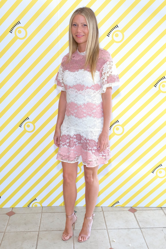 Gwyneth Paltrow and Goop Host a Screening of 'Despicable Me 3 ... Gwyneth Paltrow