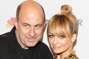 John Varvatos and Nicole Richie Photos Photo