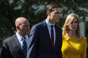 H.R. McMaster President Trump and First Lady Melania Trump Hold Moment of Silence for Victims of Las Vegas Shooting