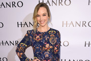 Kelley Jackle arrives at HANRO Beverly Hills Store Launch Event on October 4, 2018 in Beverly Hills, California.