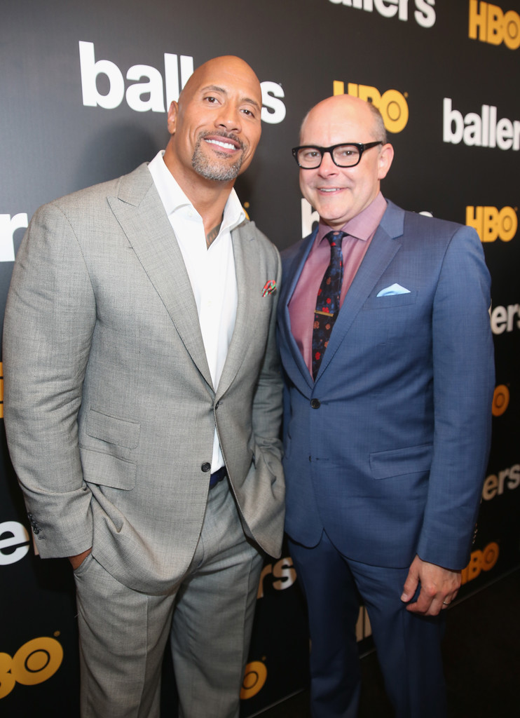 Hbo Ballers Season 2 Red Carpet Premiere And Reception