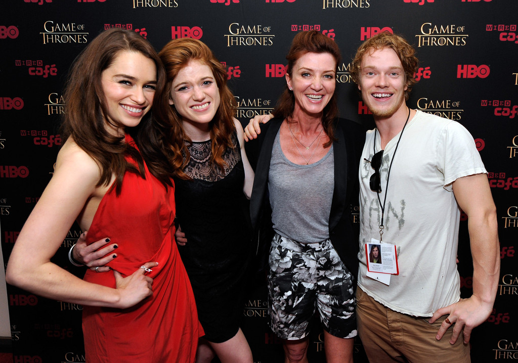 Conventions et autres sorties HBO+Celebrates+Game+Thrones+WIRED+Cafe+Comic+vmsFwGjmqDNx