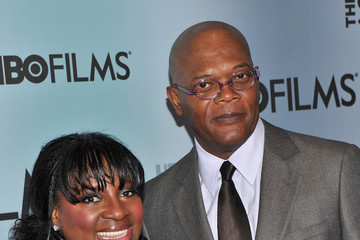 "LaTanya Jackson HBO Films & The Cinema Society Host A Screening Of ""Sunset Limited"" - Arrivals"
