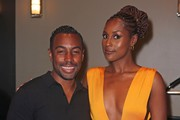 Prentice Penny and Issa Rae Photos Photo