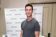 Actor Pablo Schreiber attends the HBO Luxury Lounge featuring PANDORA at Four Seasons Hotel Los Angeles at Beverly Hills on August 24, 2014 in Beverly Hills, California.