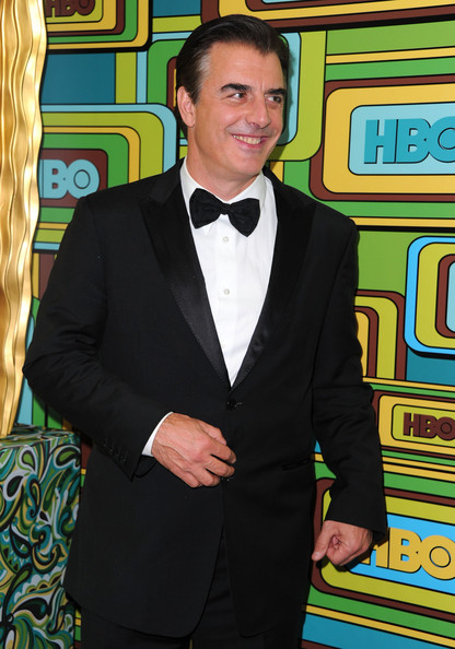 Actor Chris Noth attends HBO's Post 2011 Golden Globe Awards Party held at The Beverly Hilton hotel on January 16, 2011 in Beverly Hills, California.