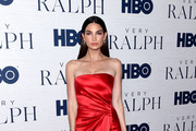 """Lily Aldridge attends HBO's """"Very Ralph"""" World Premiere at The Metropolitan Museum of Art on October 23, 2019 in New York City."""