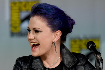 Anna Paquin Has Some Fierce Blue Hair