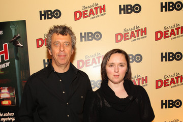 "Sarah Vowell HBO's ""Bored To Death"" Premiere"